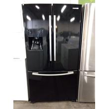 26 cu. ft. French Door Refrigerator (This is a Stock Photo, actual unit (s) appearance may contain cosmetic blemishes. Please call store if you would like actual pictures). This unit carries our 6 month warranty, MANUFACTURER WARRANTY and REBATE NOT VALID with this item. ISI 37894 W