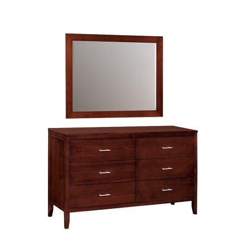 Product Image - Manhattan - Dresser w/ Mirror