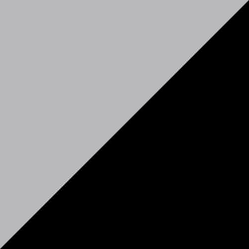 Adirondack Swing 4' Dove Gray and Black