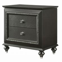 See Details - Kaitlyn 2 Drawer Night Stand
