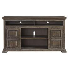 View Product - Wyndahl - Rustic Brown TV Stand