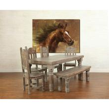 Santa Rita Industrial Dining Room Set