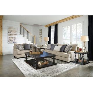 Reardon Sofa and Loveseat Set