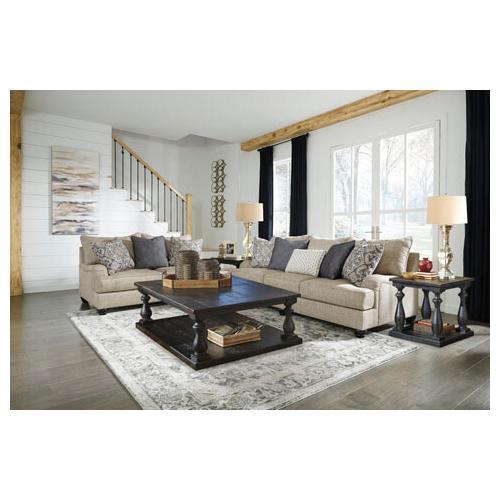 - Reardon Sofa and Loveseat Set