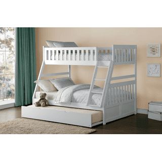 Galen Bunk Bed Twin on Full with Twin Trundle