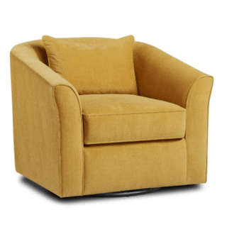 Ethan Swivel Accent Chair Topaz