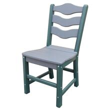 Traditional Dining Height Standard Armless Chair