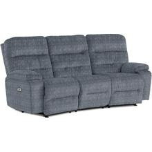 View Product - RYSON SOFA Reclining Sofa - Smoke