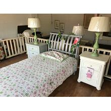 See Details - ID:142732 Twin size metal bed
