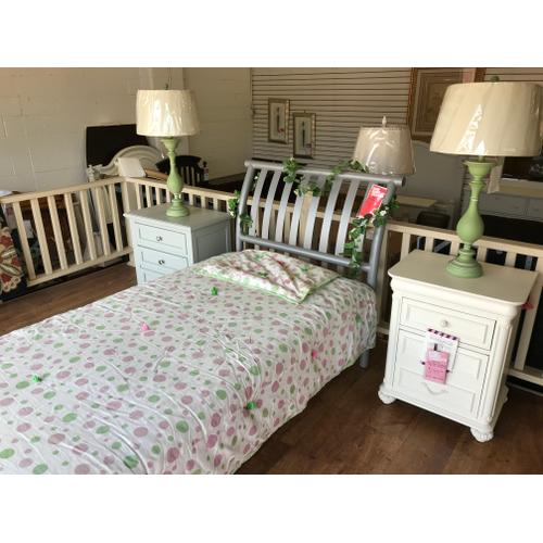Amisco - ID:142732 Twin size metal bed
