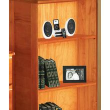 See Details - Honey Bookcase