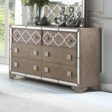 Ivony 6 Drawer Dresser