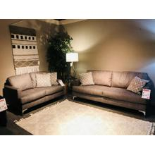 See Details - Arcola Java Sofa and Loveseat