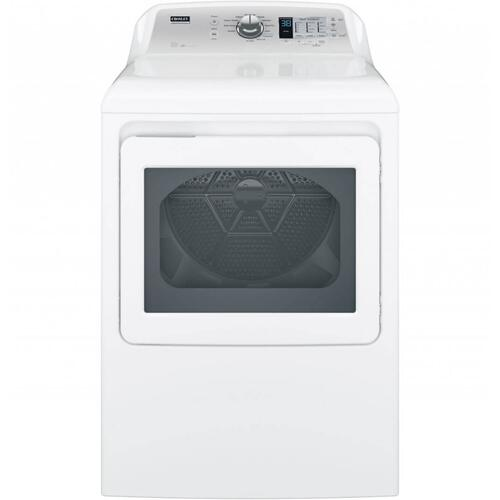 7.4 Cu.Ft. Pro Electric White Dryer