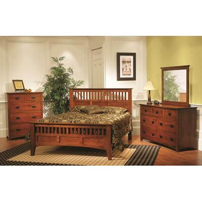 Mission Mesa Verde Bedroom Collection