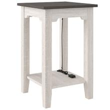 See Details - Dorrinson Chairside End Table