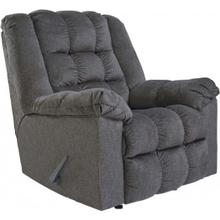 Ashley Furniture Drakestone - Charcoal Rocker Recliner