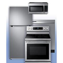 SAMSUNG - Get a Visa Reward Card for 10% off the purchase price of any Samsung 4-piece kitchen package. See Top Mount Freezer Refrigerator Electric Range Example.