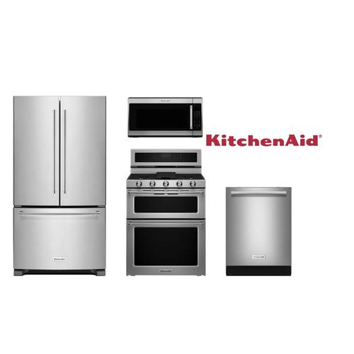Kitchen Aid Upgrade Gas Package