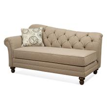 HUGHES 8750CH Abington Safari Chaise