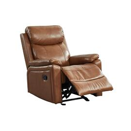 M6118g Cole Manual Glider Recliner Peanut