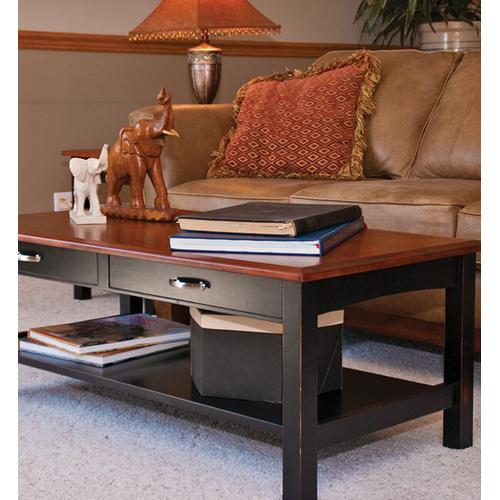 Oakwood Industries - Manchester Coffee Table