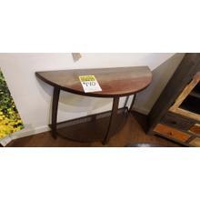 1 - ONLY, Sofa Table w/1 Iron Shelf