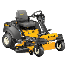 View Product - Cub Cadet RZTSX46FAB Zero Turn Mower with Steering Wheel and Fabricated Deck