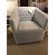 SWIVEL ACCENT CHAIR - 50% OFF! NOW $495.00