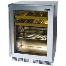 """View Product - 24"""" ADA Compliant Built-in Beverage Center with Stainless Steel Glass Door - Must Specify Right or Left Hinge"""