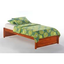 BK Platform Bed Frame - Twin (Tall Height)