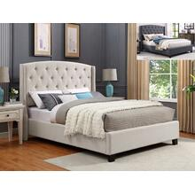 Crown Mark 5111 Eva Queen Bed