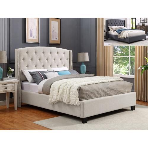 Crown Mark 5111 Eva Queen Bed