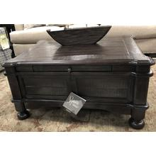 T867-20 Cocktail Table W/ Storage