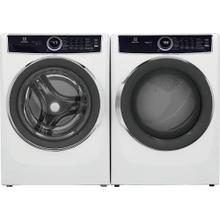 See Details - Eletrolux LuxCare 5 Series Front Load Laundry Set in White