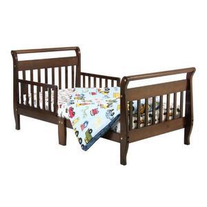 Sleigh Toddler Bed in Espresso