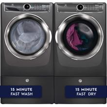 Electrolux Washer and Dryer Pair with Pedestals
