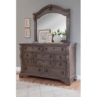 Heritage Dresser & Mirror