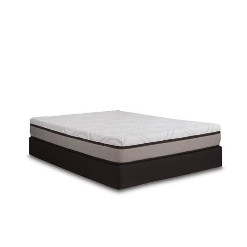 "Emory 10"" Copper-Infused Gel Memory Foam"