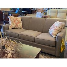 View Product - Mid Size Tight Back Sofa