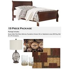Alisdair 13 Piece Bedroom Package