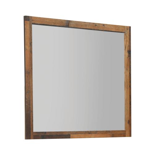 Sidney Dresser and Mirror