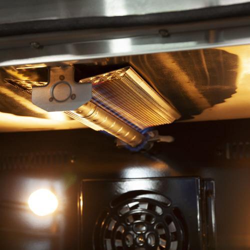Forno - Forno 48 Inch Alta Qualita Professional Gas Range
