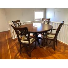 5 Piece Dining Set - Table w/ 4 Chairs