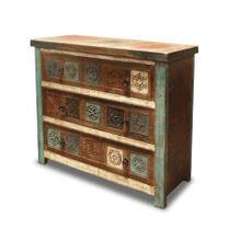 """Bombay Carved 36"""" Dresser"""