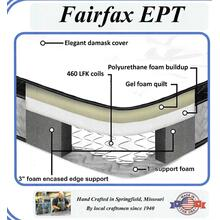Fairfax Euro Pillowtop