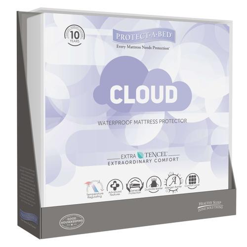Therm-A-Sleep Cloud Mattress Protector