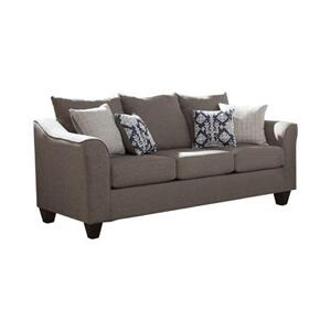 Coaster - CLEARANCE Salizar Transitional Grey Sofa