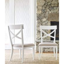 See Details - Rachael Ray - Upstate - X-Back Side Chair