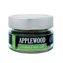 Olivelle Applewood Smoked Sea Salt